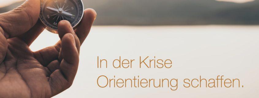 URBAN BRAUN Coaching GmbH - In der Krise Orientierung schaffen